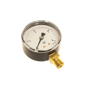 Manometer 0-4 bar 1/8""